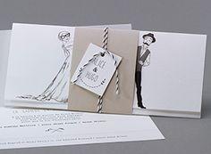 Faire-part mariage M16-007