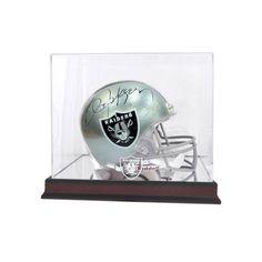 Bo Jackson Oakland Raiders Autographed Full Size NFL Helmet