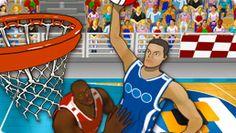 PC Games Incredi Basketball