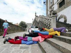 Street performance artists