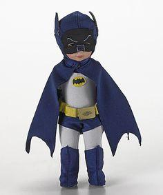 Look what I found on #zulily! Batman 7.75'' Doll by Madame Alexander #zulilyfinds
