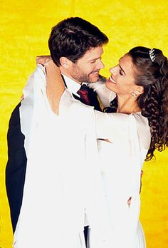 Bo and Hope's wedding on Days of our Lives