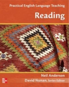 Practical English Language Teaching: PELT Reading by Neil Andersen, http://www.amazon.com/dp/0073384593/ref=cm_sw_r_pi_dp_SVwqsb16W1FVD