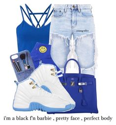 """haven't done a contest in 4eva😂"" by young-tiller ❤ liked on Polyvore featuring Miss Selfridge, Hermès and Iphoria"