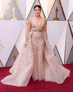 Gina Rodriguez. Oscars 2018