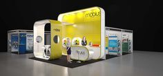 stand messe space rectangular - Google Search