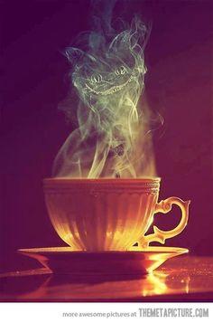 Un té para tomar en el país de las maravillas...