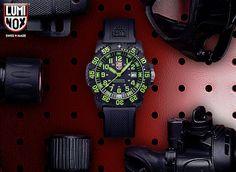 Luminox Green