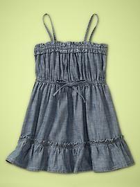 add a printed or bright cardigan  (gap)