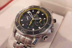 Omega Seamaster Regatta Chronograph, 300m, Keramiklünette, James Bond   Uhren & Schmuck, Armband- & Taschenuhren, Armbanduhren   eBay!