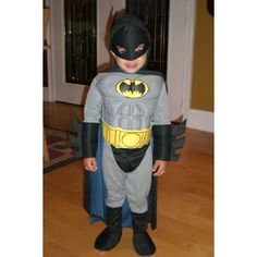 Officially Licensed Muscle Chest Batman Costume  sc 1 st  Pinterest & Batman Muscle Costume 3-5 Years | Toys R Us Australia | Eli bday ...