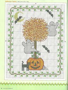 Gallery.ru / Photo # 16 - Cross-Stitch and Needlework 2011-09 - tymannost
