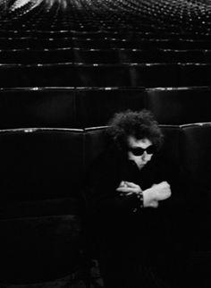 Bob Dylan, Albert Hall © Barry Feinstein
