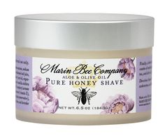 Pure Honey Shave  With Aloe and Olive Oil