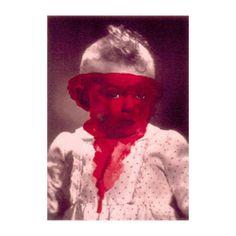 Autora: Carmen Calvo Título: Estoy triste pero no con una tristeza definitiva Año de edición: 2004 Técnica: mixta Formato: 54 x 37 cm