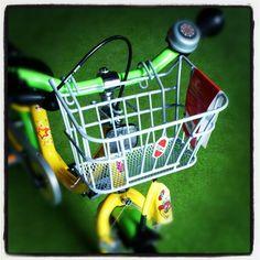 Zapowiedzi AktywnegoSmyka... Koszyk na kierownicę pasujący do rowerka Puky z serii Z i ZL #puky #aktywnysmyk