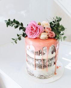 Leuke inspiratie voor de tofste drip cakes
