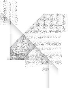 experimental typographic postersmodified hungarian text: every letter's silhouette removed, counters and accents remainedthis text-code was rotated and reflected as it were on a folded transparent papersheet Typography Letters, Graphic Design Typography, Lettering, Type Design, Layout Design, Design Art, Element Tattoo, Layout Inspiration, Graphic Design Inspiration