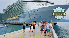 Royal Caribbean ALLURE OF THE SEAS - Cruise Vacation 2017 #cruise #travel #vacation