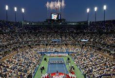 New York City/US Open Tennis tournament/Montreal,Quebec trip. August 2013.