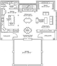 1995 LIFE Dream House - 1st Floor - open