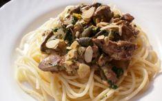 Top 7 fogyókúrás ebéd 30 perc alatt Spagetti, Penne, Wok, Main Dishes, Dinner Recipes, Appetizers, Ethnic Recipes, Main Courses, Entrees