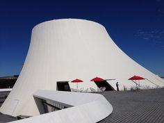 Le Volcan du Havre - Oscar Niemeyer