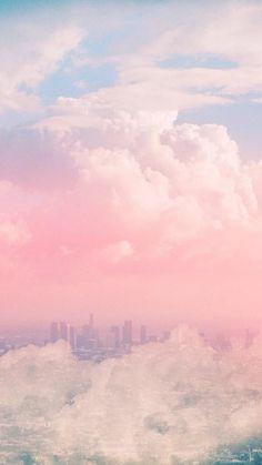 Sunset in my mind Cute Galaxy Wallpaper, Purple Wallpaper Iphone, Cute Pastel Wallpaper, Cloud Wallpaper, Cute Patterns Wallpaper, Iphone Background Wallpaper, Aesthetic Pastel Wallpaper, Scenery Wallpaper, Kawaii Wallpaper