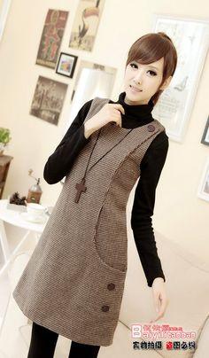 Frock Fashion, Hijab Fashion, Fashion Dresses, Little Girl Dresses, Girls Dresses, Iranian Women Fashion, Modelos Fashion, Business Casual Dresses, Designs For Dresses
