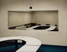 Taryn Simon: Jury Simulation Deliberation Room