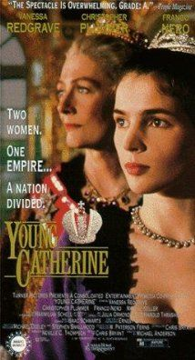 Directed by Michael Anderson. With Vanessa Redgrave, Christopher Plummer, Franco Nero, Marthe Keller. A German princess is chosen to marry the heir to the Russian Throne, but faces plots and intrigues against her. Julia Ormond, Christopher Plummer, Period Drama Movies, Period Dramas, Vanessa Redgrave, Romantic Comedy Movies, Catherine The Great, Film Review, Movies