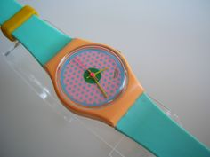 My favorite Swatch Watch - 1987
