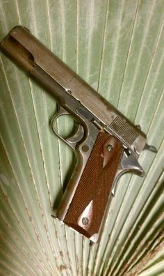 WWI #COLT .45 ACP @Thomas Marban Haight's Outdoor Superstore