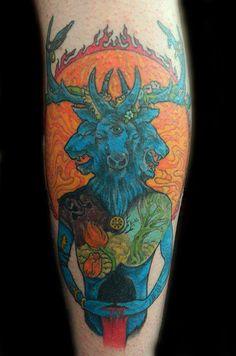 TATTOOS.ORG - Mastodon tattoo Submit Your Tattoo Here:...