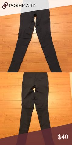 a39f72abbd237 Lululemon compression zone in full length leggings Like new Lululemon  compression zone in full length leggings