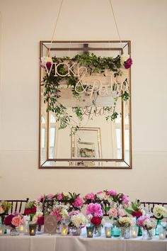 Our gorgeous mirrors dressed up by The Style Co Entrance Decor, Reception Entrance, Reception Decorations, Table Decorations, Reception Ideas, Wedding Reception, Wedding Typography, Dressing Mirror, Event Photography