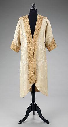 Evening Coat Callot Soeurs, 1910 The Metropolitan Museum of Art