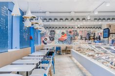 Karavaevi Brothers Cafe by V12, Moscow – Russia » Retail Design Blog