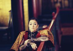 """"""" Gong Li - L'officiel Hommes China (32nd anniversary issue) """""""