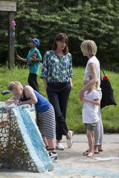 Samantha Cameron Photos: Samantha Cameron Supports Carers Week