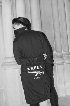 98a1e24f5356e Defend Paris x Contraband Boutique Fall 2013 Lookbook Dope Swag