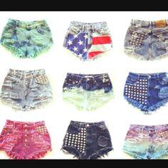 Shorts..shorts..shorts heyyyitskayla