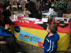 Kidgits event at Smithhaven Mall