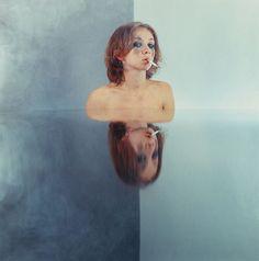 Sylvie Testud par Antoine Le Grand