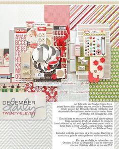 Daily December Album