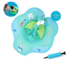 Amazon: Baby Inflatable Swimming Float ONLY $18.49 {reg. $28.45} With Code! (Sizes S, L, XL)