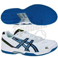 zapatilla de pádel Asics Gel Dedicate 3, se rediseña en este 2013 para traernos una de las mejores zapatillas de padel del momento, pero con notables mejoras. Las zapatillas Asics Gel Dedicate 3 tienen la suela Clay en forma de espiga que tanto exito le está proporcionando a Asics, alargando la vida de las zapatillas de pádel y consiguiendo el máximo agarre en la pista. http://www.zonadepadel.es/asics/385-gel-dedicate-3-blancas.html