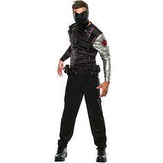 Winter Soldier Mens Halloween Costume