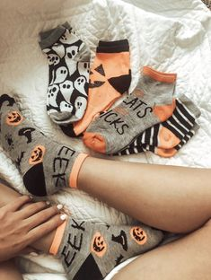 add in cute halloween socks to include people into shots. add in cute halloween socks to include people into shots.