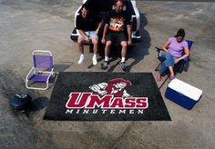 """Ulti-Mat (60""""x96"""") Rug - University of Massachusetts"""